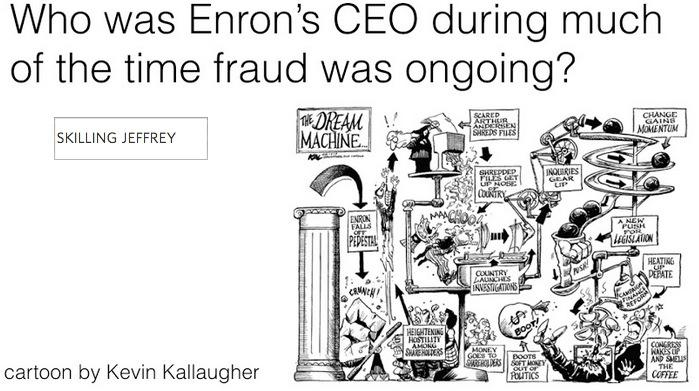 enron the smartest guys in the room essay The documentary is based on the novel, the smartest guys in the room: the amazing rise and scandalous fall of enron written by peter elkind and bethany mclean (gibney, 2005) enron: the smartest guys in the room is essentially a morality saga about america's largest ever scandal on bankruptcy.